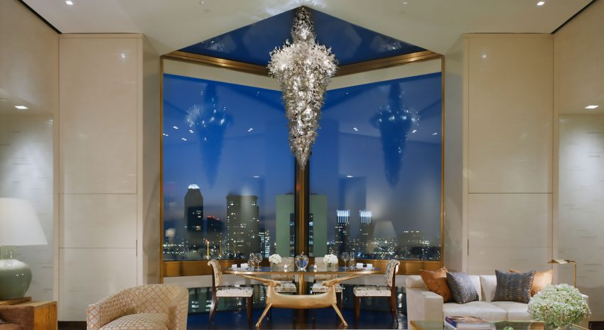 Four Seasons Hotel New York Ty Warner Private Penthouse_1
