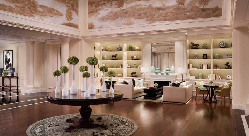 Ritz-Carlton Tianjin Executive Residence_1